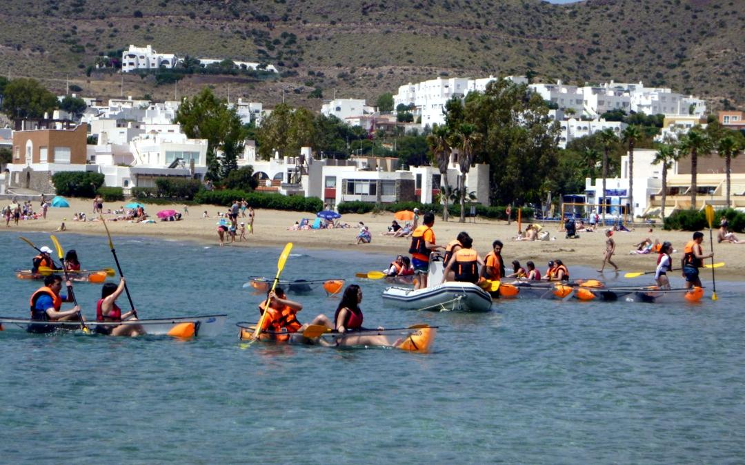 Normativa de seguridad y conservación del litoral del Parque Natural