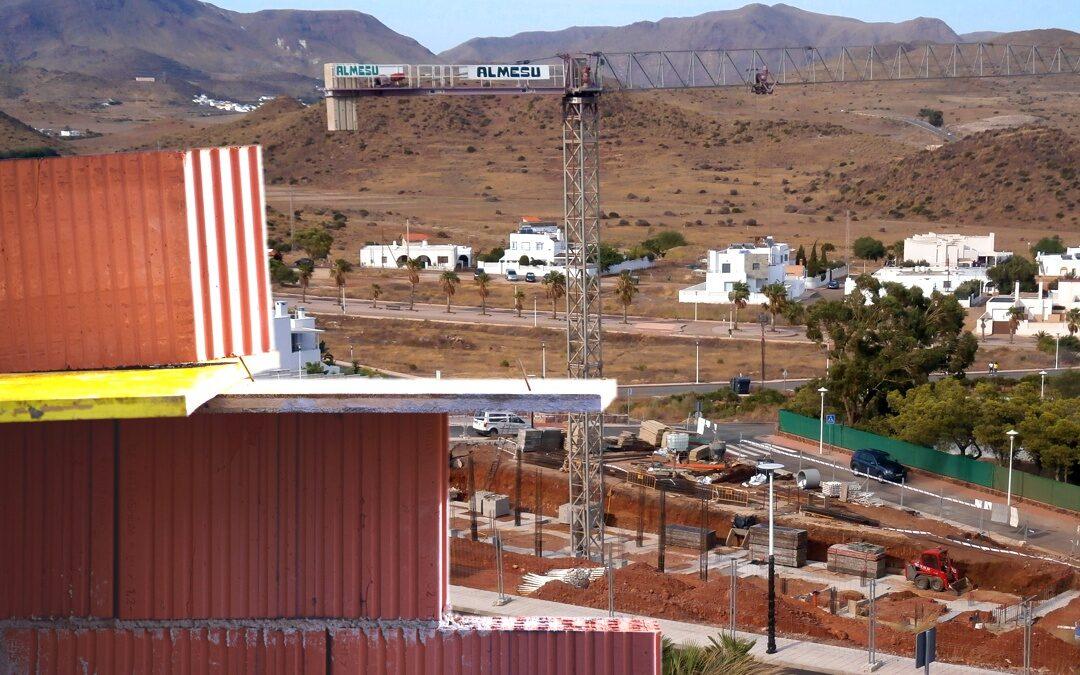 El ladrillo que se avecina en el Parque Natural Cabo de Gata-Níjar